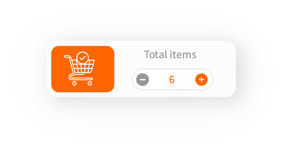 cart element home page