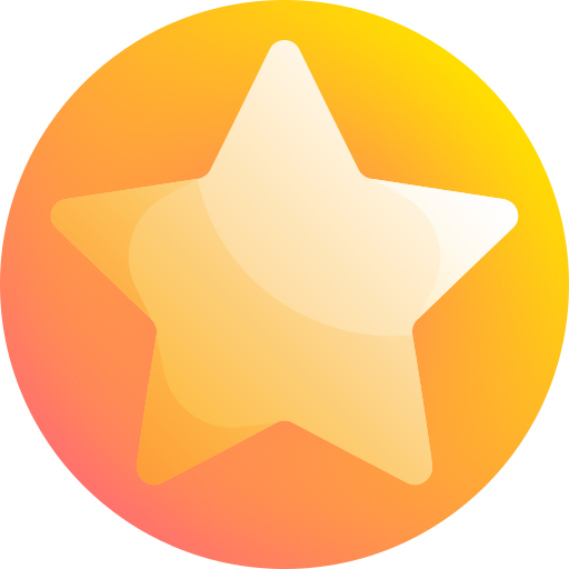 A star that shows the process for brush an ordering site